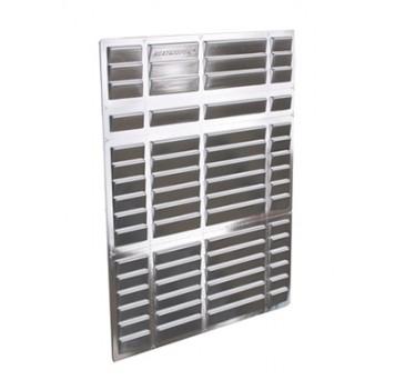 Panel reflectante de calor 5 Pzas.