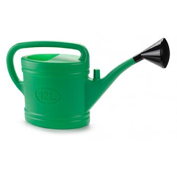 Regadera 12 litros verde