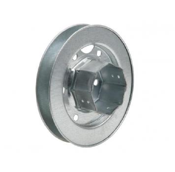 Disco metálico persiana 155mm