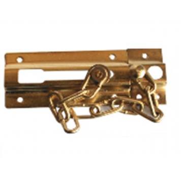 Retenedor puerta con cadena