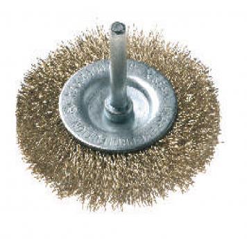 Cepillo circular metálico