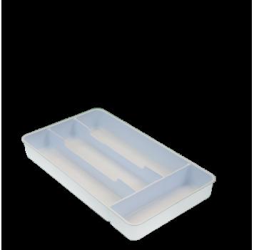 Cuberteo super blanco
