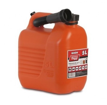 Bidon combustible 5 litros