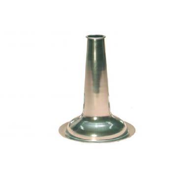 Embudo Aluminio máquina de picar 22